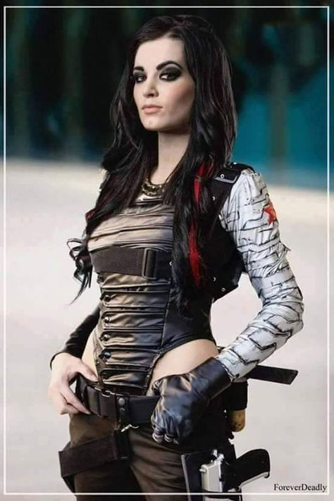 #WWE Awesome Pic of Paige                                                                                                                                                      More