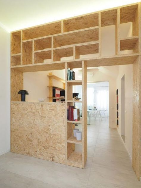 Luxury Room Divider Ideas, Room Dividers and Separators with Selves Design New Room Divider Ideas In Smart and Beautiful Design  #room #divider #smallspaces #livingroom #roomdividerideas