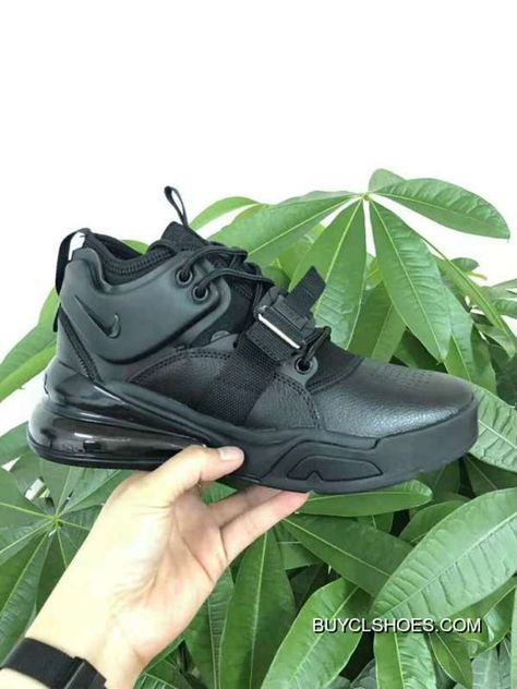 75b7c45a51 Nike Air Force 270 All Black Online | kyrie 4 | Nike air force, Nike ...