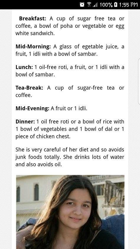 Alia Bhatts Diet Plan Suggested By Rujuta Diwekar Health 1000