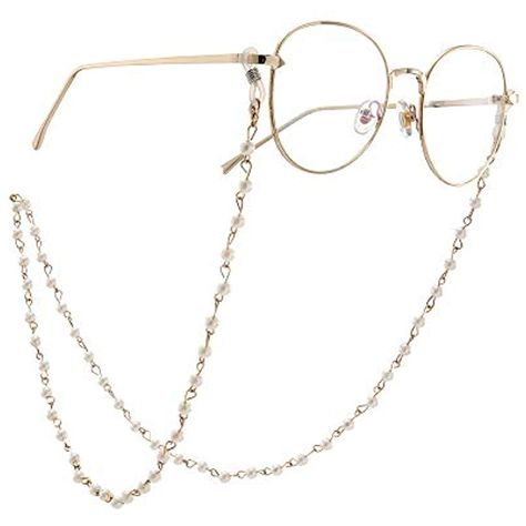 Baoblaze 4 Styles Eyeglasses Holder Eyewear Sunglasses Necklace Chain String Lanyard for Men Women