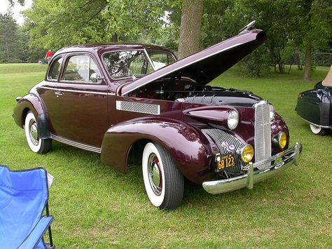 1939 LaSalle 5027 Opera Coupe