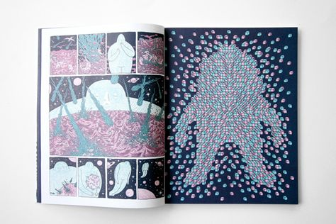 By This Shall You Know Him by Jesse Jacobs, published by Koyama Press.