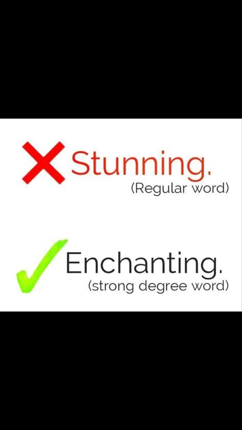Normal English V/S Advanced English