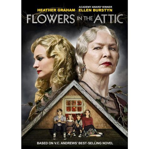 Flowers In The Attic Movies Flowers In The Attic Lifetime Movies Heather Graham