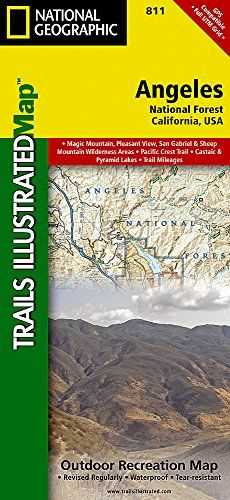 Free Download Pdf Angeles National Forest National Geographic Trails Illustrated Map Free Epub M National Geographic Maps National Forest National Geographic