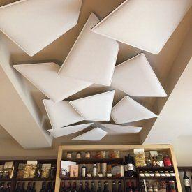 Flap Flap Grande Snowsound Usa Acoustic Panels Acoustic Panels Acoustic Wall Panels Ceiling