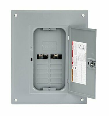 Sponsored Ebay Square D By Schneider Electric Hom1224l125pc Homeline 125 Amp 12 Space 24 Cir Locker Storage Circuit Electrical Panels