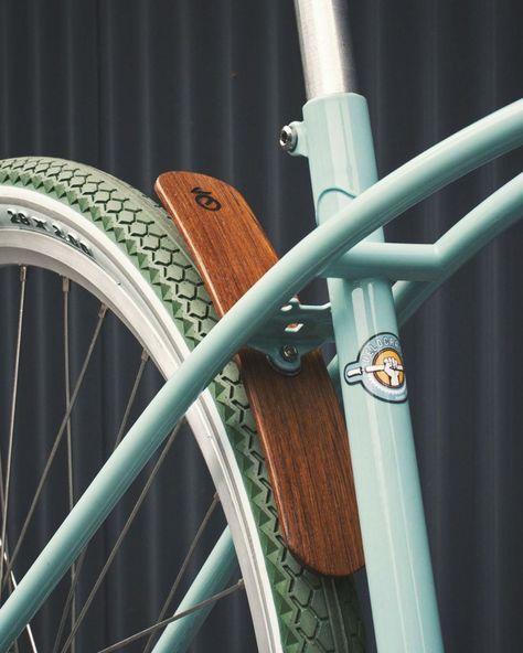 Brand New Bicycle Classic Vintage Custom Handlebar Bike Grips 60A Kraton Rubber