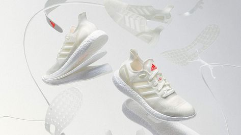 100% of the New Vegan Adidas Shoe Can Be Recycled | LIVEKINDLY