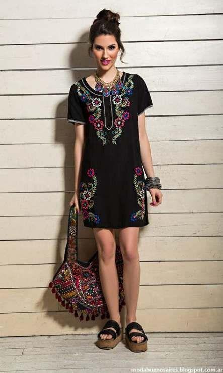 Moda Verano 2019 Tendencias Argentina Vestidos 44+ Trendy Ideas