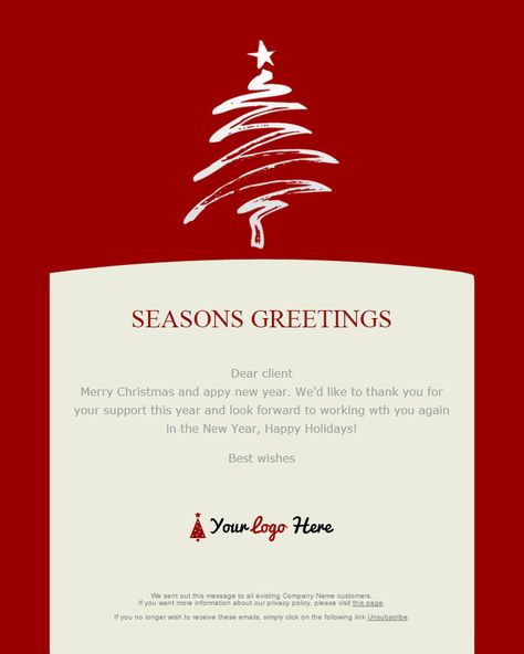 Christmas Email Template Google Search New Year Greeting Messages Christmas Messages Email Christmas Cards