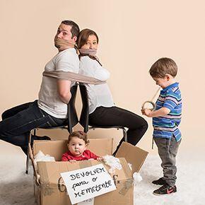 25 Innovative Family Photo Shoot Idea Funny Family