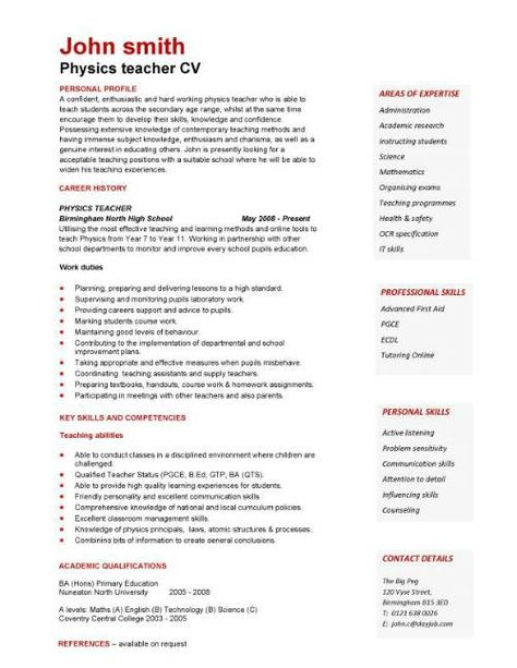 Operations Manager Sample Resume  Top Resume Examples Good