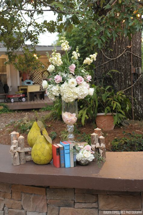 I Just Love Helping With The Making Of The Arrangements And Using