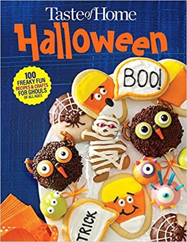Taste Of Home Halloween 2020 100+ Freaky Fun Recipes & Crafts for Ghouls of All Ages in 2020