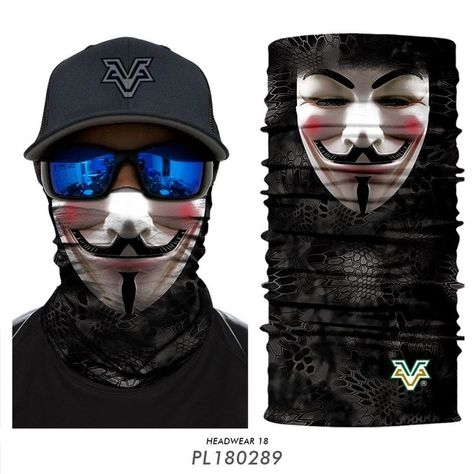 UU Estados Unidos Bandera americana Cara Personalizada Reutilizable Half Buff Mascarilla Divertido Lindo Pasamonta/ñas Bandana Calentador de tela Rockboy EE
