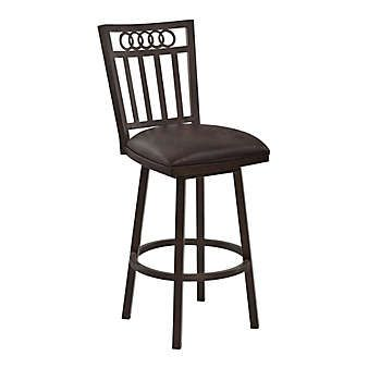 Bar Stools Counter Stools Swivel Motion Yes Seat Height Counter Height 24 27 Bed Bath Beyond Bar Stools Brown Bar Stools Swivel Bar Stools