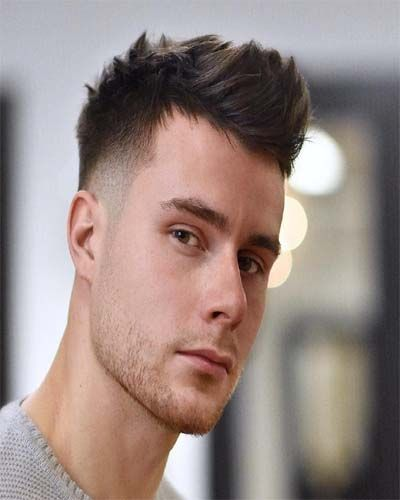 New Mens Hairstyles 2019 | Boys Hair Style in 2019 | New men ...
