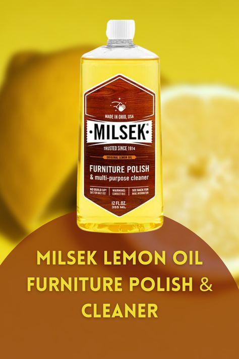 20 Milsek S Ideas In 2021 Dust, Milsek Furniture Polish