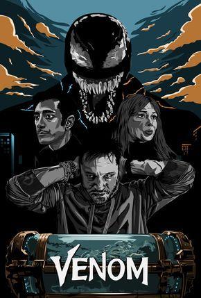 Pin oleh Mahdie di Inspirasi   Pinterest   Venom, Venom 2018