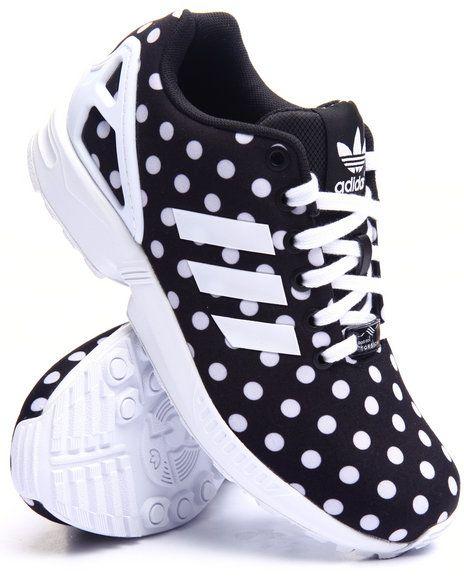 Find ZX FLUX DOTS W SNEAKERS Women\u0027s Footwear from Adidas \u0026 more at DrJays.  on Drjays.com | Shoefanatic | Pinterest | Zx flux, Footwear and Adidas