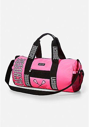 e627d83d65e9 Lacrosse Sparkle Duffle Bag | Unicorns in 2019 | Mini backpack purse ...
