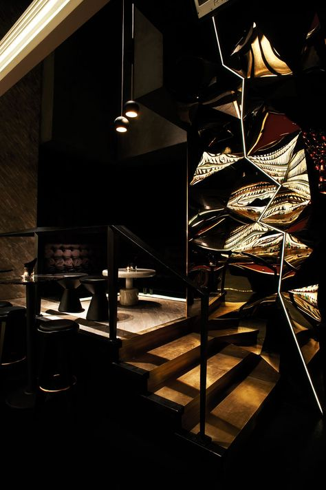 Design Research Studio Tom Dixon Tazmania Ballroom Hong Kong