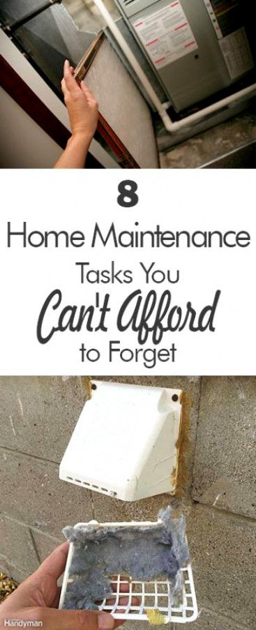 8 Home Maintenance Tasks You Can't Afford to Forget - 101 Days of Organization| Home Maintenance, Home Maintenance Tasks, Home Care Hacks, Home Care Tips and Tricks, How to Care for Your Home, Home Care Tips, Popular Pin, #homemaintenance #homecare #diyhomecare #homemaintenance #diyhome #PantryOrganzation