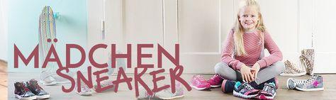 Mädchen Sneaker günstig online kaufen | giggs