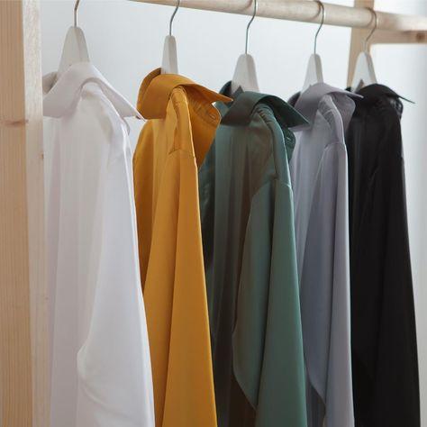 Colors Choice For Our Silk Blouse Design Medium Length Basic Design Sleek Details Which Color Is Yours Blouse Designs Silk Blouse Designs Silk Blouse