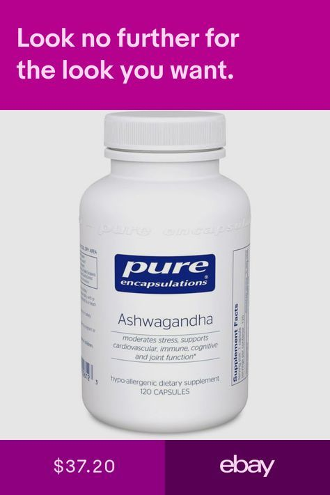 Pure Encapsulations Other Vitamins & Supplements Health