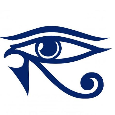 I'm planning on getting a tattoo of the eye, and could NOT find a version I liked that incorporated all the elements of the traditional eye (it's actual. Eye Of Horus - Custom Tattoo Design