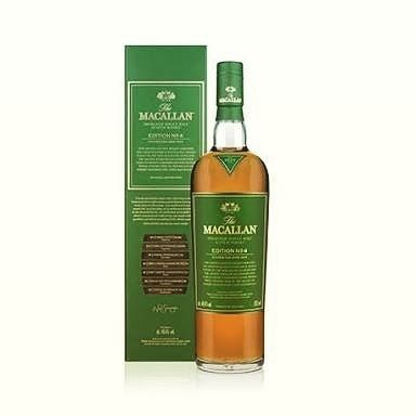 Pre Order Mid Aug Macallan Edition No 4 750ml The Fourth Entry In The Edition Range This Release Focuses On The Structure Whisky Distillery Dish Soap Bottle