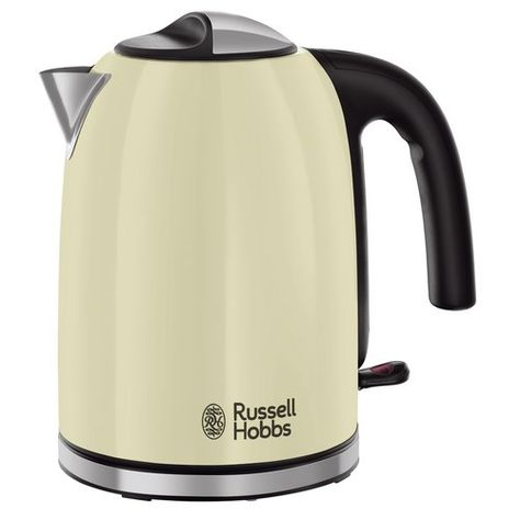 Russell Hobbs Colours Plus 1.7L Stainless Steel Electric