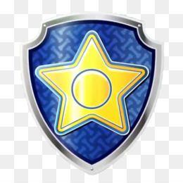 Paw Patrol Shield Tags Docinhos Patrulha Canina Patrulha Canina Patrulha
