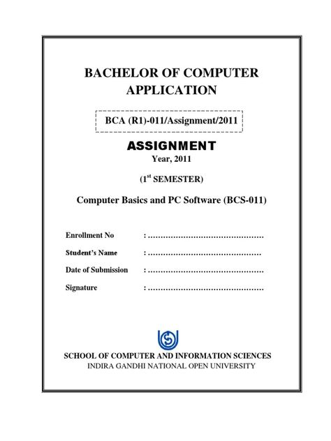 Assignment Front Page Design Page Design Assignments