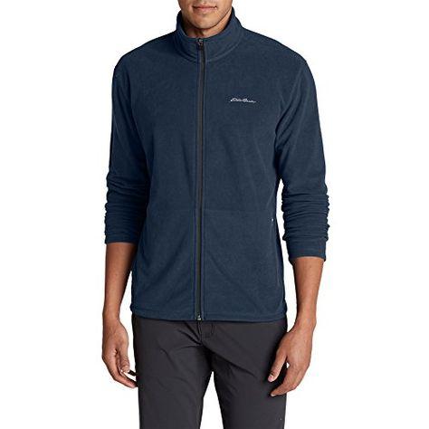 cf510913ac35d chouyatou Men's Winter Full Zipper Thick Sherpa Lined Faux Leather ...