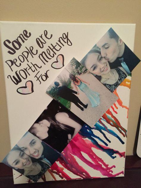 55 Ideas Painting Ideas For Boyfriend Couple Fun