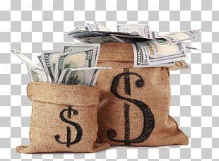 Dos Bolsas De Dinero Marron Dinero Ilustracion Del Dolar De Los Estados Unidos Riqueza Del Dolar Png Clipart Burlap Bag Clip Art Reusable Tote Bags