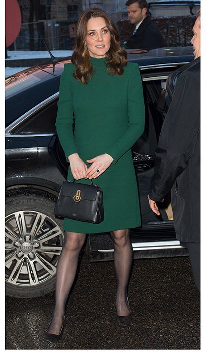24e0ffc743 A nice green dress in 2019 | Kate and William | Kate middleton, Kate ...