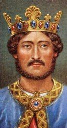 Richard the Lionheart, King of England.