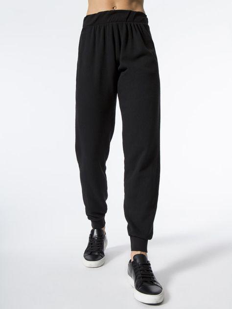 Nike Football Soccer Black Polyester Lycra Track Pants Sportswear