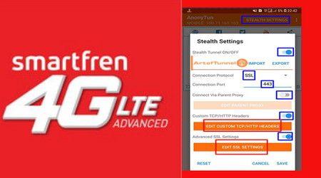 Cara Setting Anonytun Kartu Smartfren 4g Unlimited Https Ift Tt 30uxmae Kartu Aplikasi Tanda