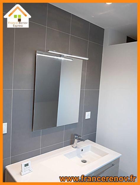 Renovation Complete D Une Salle De Bains Avec Douche A L Italienne