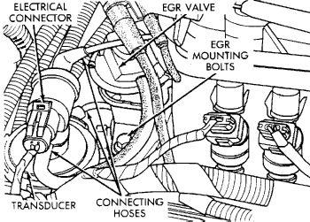 2008 Dodge Avenger Engine Diagram