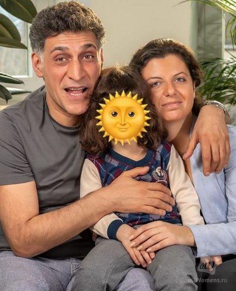 Маргарита Симоньян показала, как выглядит дочь Сер...