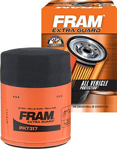 Fram Ph7317 Oil Filter Filters Car