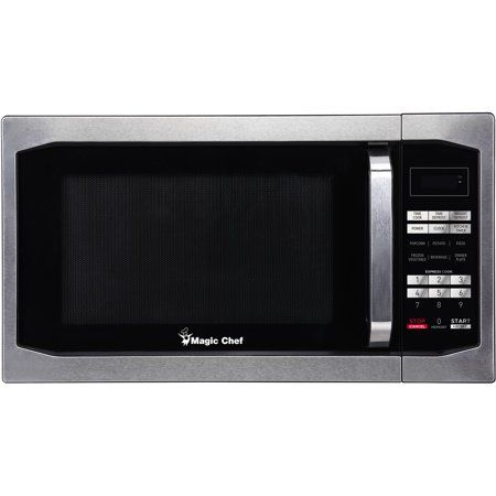Home Countertop Microwave Oven Magic Chef Microwave Oven