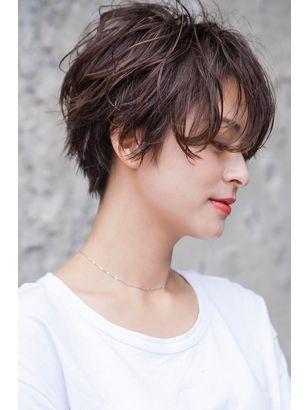 2019年夏 ベリーショートの髪型 ヘアアレンジ 人気順 11ページ目